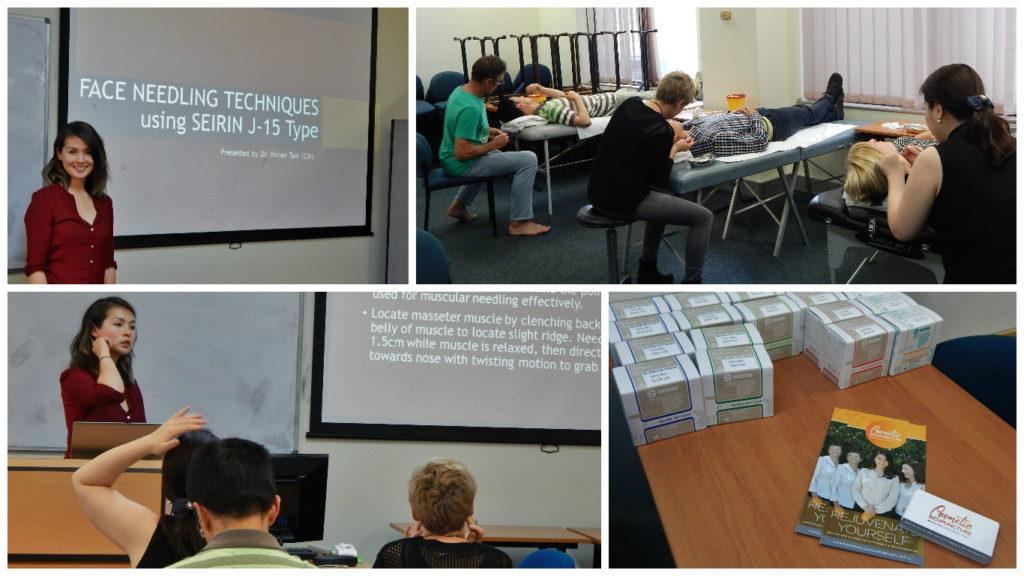 Dr Vivian Tam Seminar in Sydney