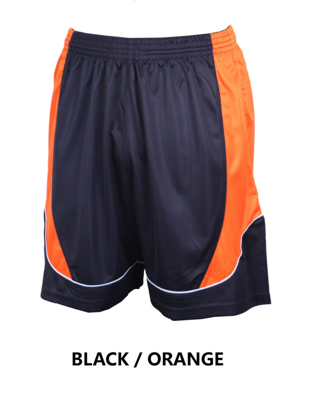benito-striped-shorts-black-orange-1