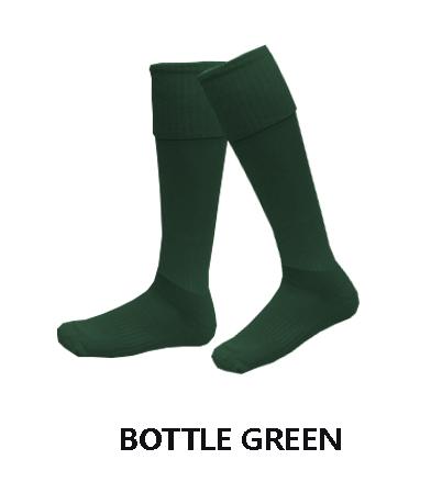 football-socks-bottle-green