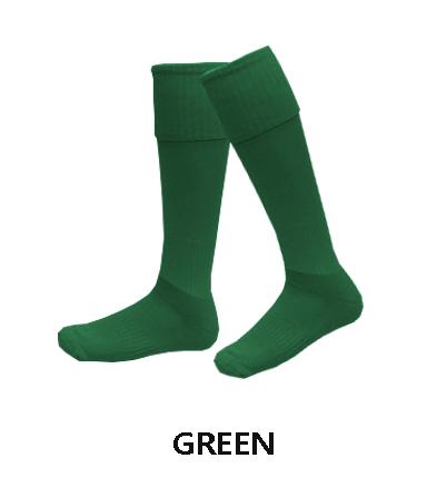 football-socks-green