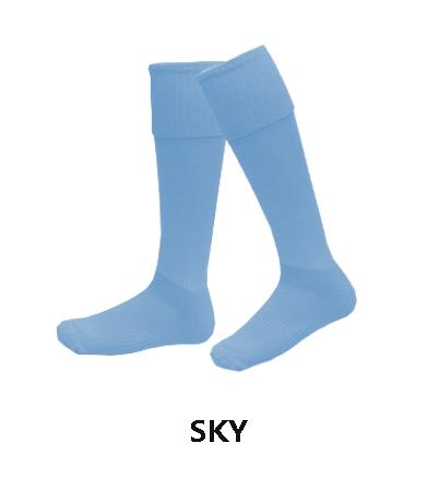 football-socks-sky