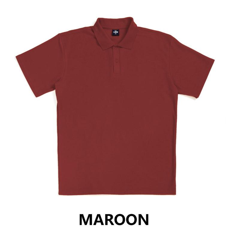 taxa-plain-polo-maroon